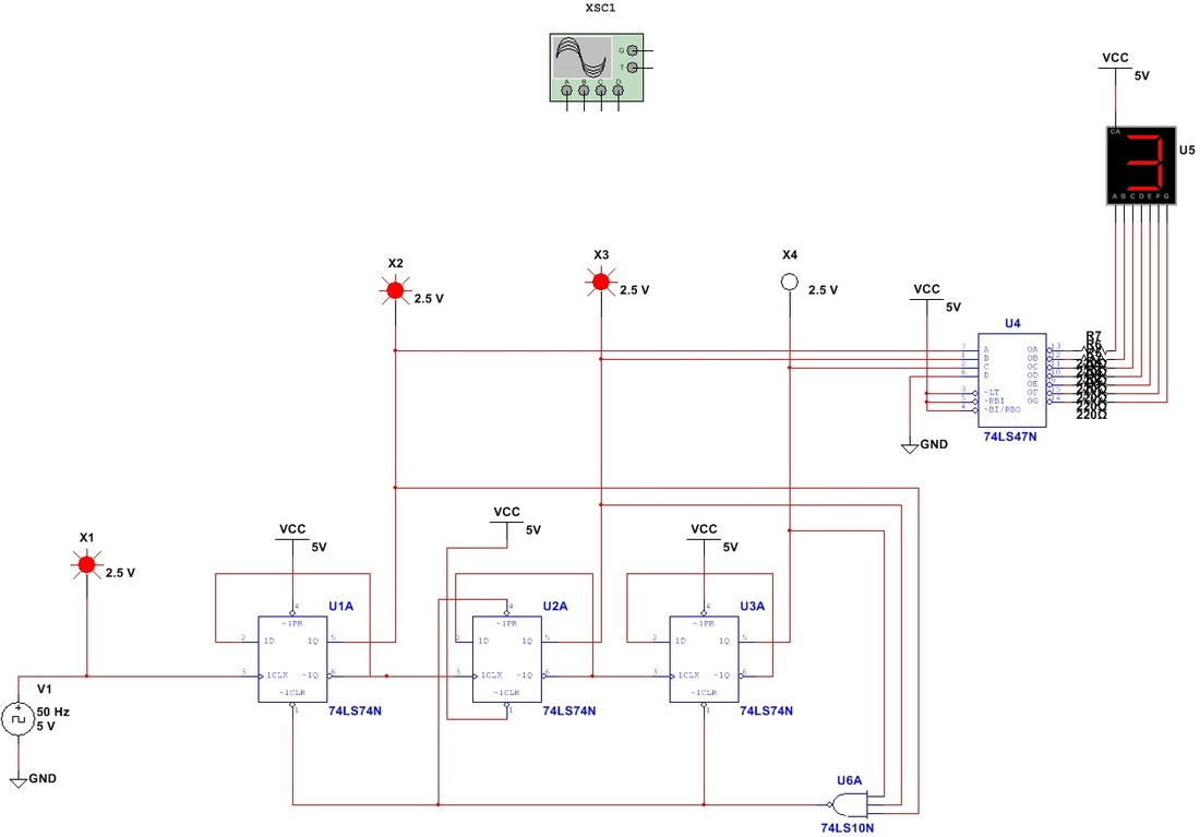 activity .... ssi asynchronous counter design  engineering, wiring diagram